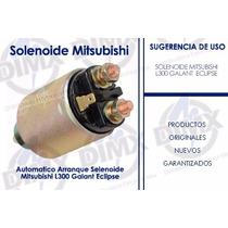 Solenoide Mitsubishi Automatico- Marcha
