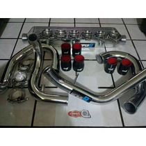 Kit Intercooler Frontal Upgr8 1.8t Jetta/golf/leon/audi A3