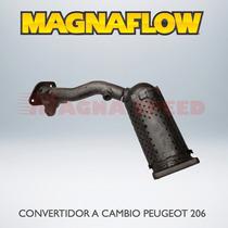 Convertidor Magnaflow Obdii Pegado Al Multiple Tipo Original