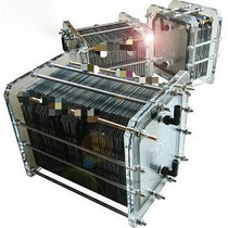 Generador Hidrogeno (hho), 31 Placas 316l, 2.5 Lpm (14v@40a)