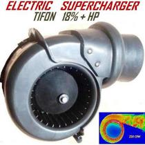 Turbo Supercargador Electrico 18ò0 Hp Rpm 250 Cfm Autos 4