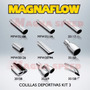 Colillas Deportivas Magnaflow Tips Set 3