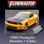 Flowmaster Kit Para Mustang Envio Gratis