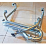 Mofle Headers Deportivo Vocho Full Injection Miller Kit Vw