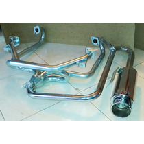 Kit Headers Deportivo Violin Vocho Carburado Miller Vw