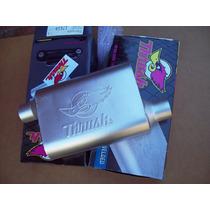Silenciador Mofle Deportivo Thrush Mustang 2.5 Welded