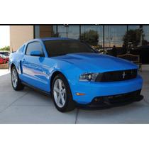 Supercargador Magnuson Azul Ford 5.0 Mustang Lobo