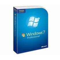Licencia Original Windows 7 Profesional - Mercadopago