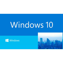 Windows 10 Pro Professional Licencia Original Para 1 Pc