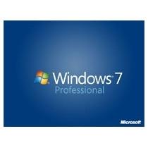 Kit Legalizacion Windows 7 Pro 32-bit/x64 Sp2 Espanol (ggk)