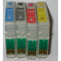 Cartuchos Recargables T21,tx200, Tx100, Tx110, Cx5600, C92..