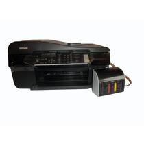 Tx120 Tx130 T22 Tx Tx325f Tx235w Sistema De Tinta P/ Epson
