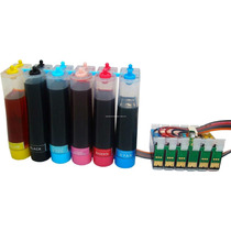 Sistema De Tinta Continua T50 R270 R290 Rx590 Rx610 Tx700w