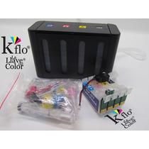 Sistema D Tinta Continua P/epson Xp-101 Xp-201 Xp-211 Xp-401