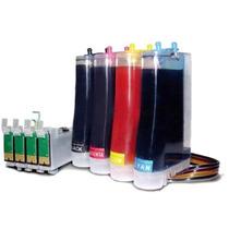 Sistema De Tinta Continua Tinta Dye Tx120 Tx130 Tx235 T22