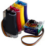 Sistema Tinta Continua Para Epson Tx133, Tx123, Tx125, Tx135