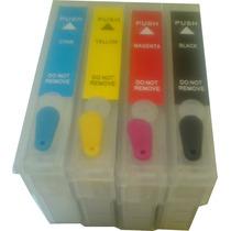 Cartuchos Rellenables Modelos T21,tx110,tx300,cx5600,c92