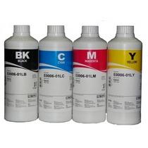 Litro De Tinta Hp Pigmentada Para Impresoras Hp Inteck
