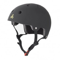 Casco Triple 8 Brain Saver Doble Certificado.