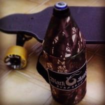 Misil Holder Blacksand Porta Caguamas Surf/skate/moda