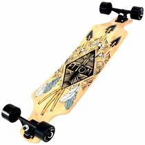 Tb Skateboard Atom Drop Deck Longboard (39 Inch)