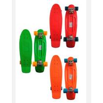 Patineta 28 Pulgadas Skate 4 Colores Tabla