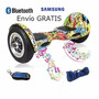Scooter Eléctrico 2016 Patineta Eléctrica Hoverboard N3 Free