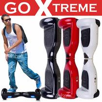 Patineta Electrica Self Balance Hoverboard Go Xtreme Negra/b