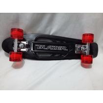 Minilongboard Retro Marca Blazer Reforzado