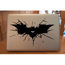 Macbook Mac Laptop Stickers Batman Vinil