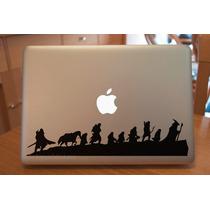 Macbook Laptop Sticker El Señor De Los Anillos