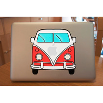 Volkswagen Macbook Calcomania Sticker