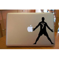 Cristiano Ronaldo Cr7 Sticker Macbook Laptop