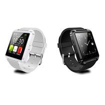 Smartwatch U8 Compatible Con Iphone Y Android Envio Gratis.