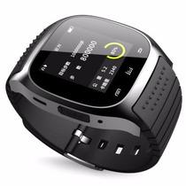 Reloj Inteligente Smart Wach Brazalete Android Ios Con Envio