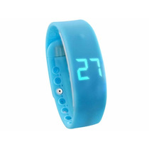 Brazalete Smart Deporte Bluetooth Reloj Contra Agua Usb