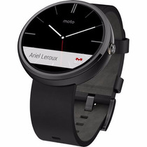 Lote De 17 Smart Watch Motorola Moto 360 Color Negro