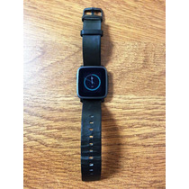 Smartwatch Pebble Time Steel (iphone, Android)(seminuevo)