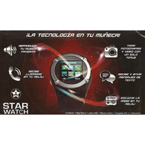 Star Watch Celular Tipo Reloj Elegante Y Comodo De Usar Cel.