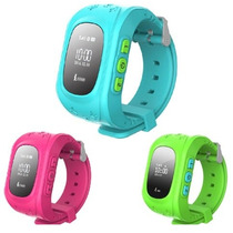 Smart Watch Kids Gps Telefono Reloj