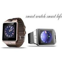 Smart Watch Reloj Celular Camara Micro Chip Sd +funda Regalo