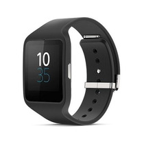 Reloj Inteligente Sony Mobile Sw3 Powered By Android-negro