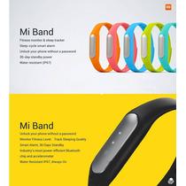 Xiaomi Mi Band, Miband Pulsera Inteligente 100% Original