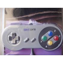 Control Super Nintendo Generico Nuevo De Paquete