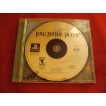 Final Fantasy Tactics Play Station 1 Ps1 Ps2
