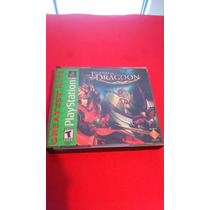 Legend Of The Dragoon Play Station 1 Play Station One Ps2
