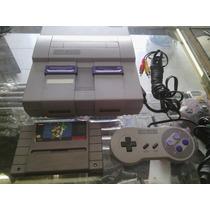*** Super Nintendo + Super Mario World ***