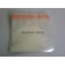 300 Sobres De Celofan Con Tira Adhesiva Para Fotografias