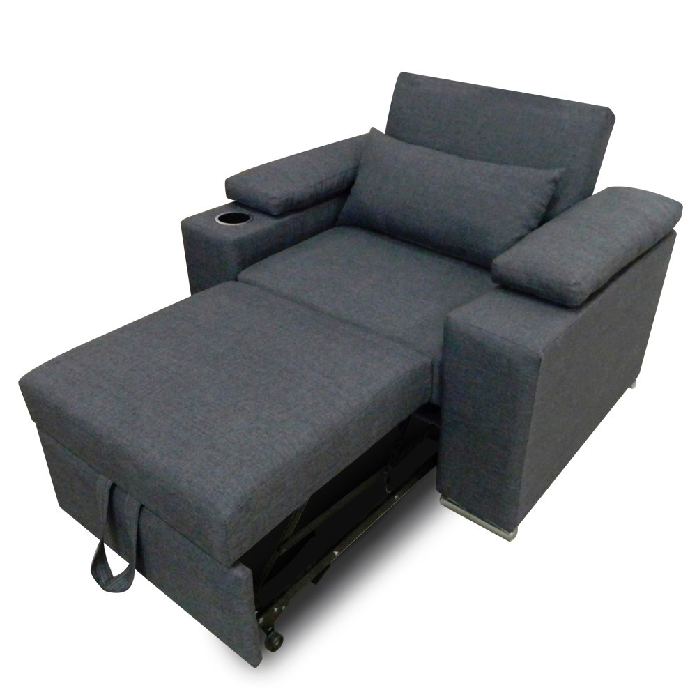 sofa cama minimalista individual mobydec 4 en