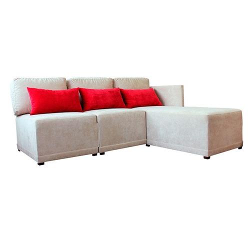 Sofacama sofa cama salas esquinera cloud mobydec for Salas con sofa cama